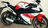 Modifikasi New Yamaha Vixion Lightning 1